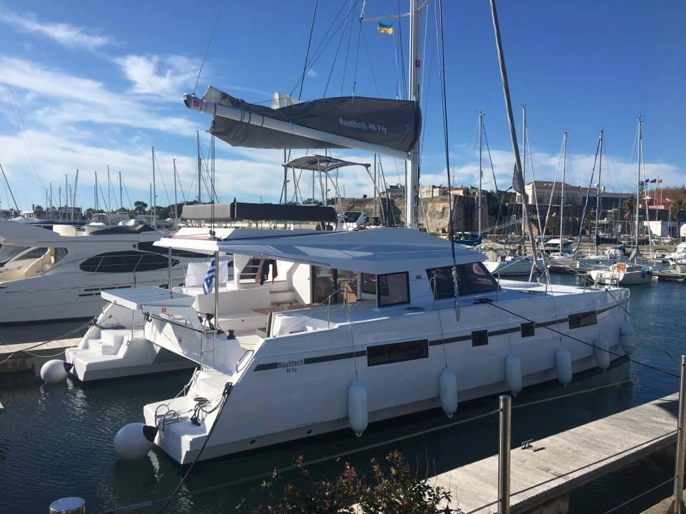 Catamaran – Nautitech 46